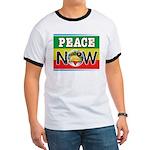 Rasta Peace Now Ringer T