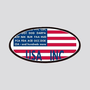 Federal USA Inc Flag Patch