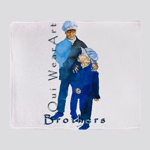 The Brothers Throw Blanket