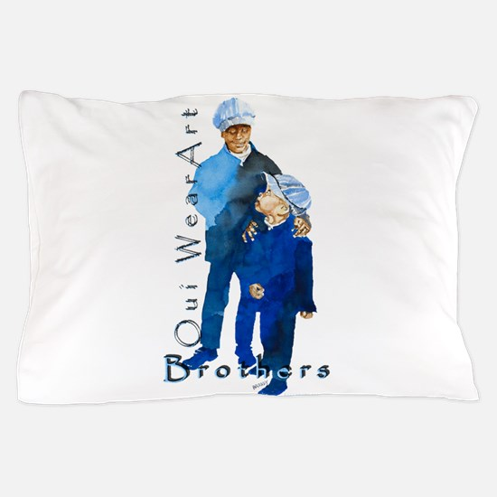 The Brothers Pillow Case
