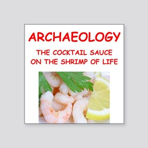 archaeology Sticker