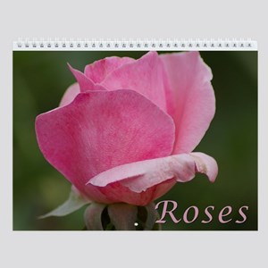 Roses Vol 2 Wall Calendar