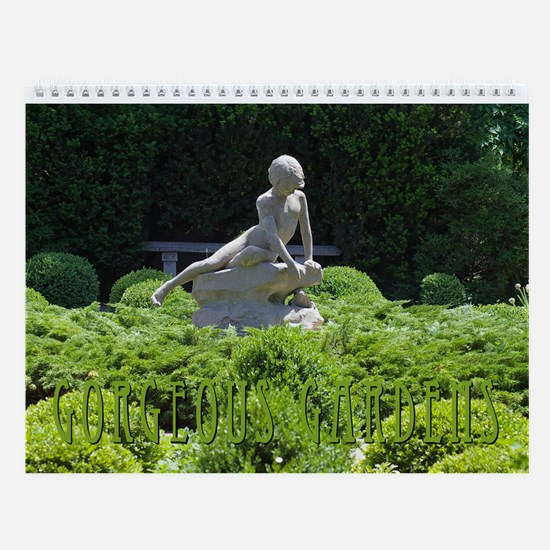 Gorgeous Gardens Vol 2 Wall Calendar