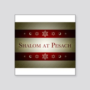 shalom at pesach Sticker
