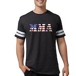 MMA USA Mens Football Shirt
