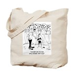 Goat Ate In The Apple Orchard Tote Bag