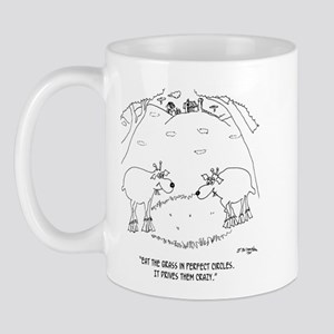 Crop Circles Explained Mug