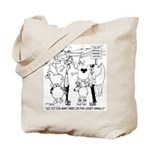 Want 3 or 5 Legged Animals? Tote Bag