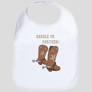 Saddle Up Partner Bib