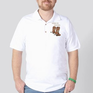 Saddle Up Partner Golf Shirt