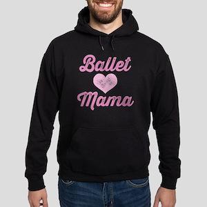 Ballet Mom Hoodie (dark)