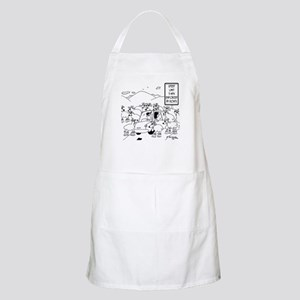 Speed Limit Enforced By Goats Apron