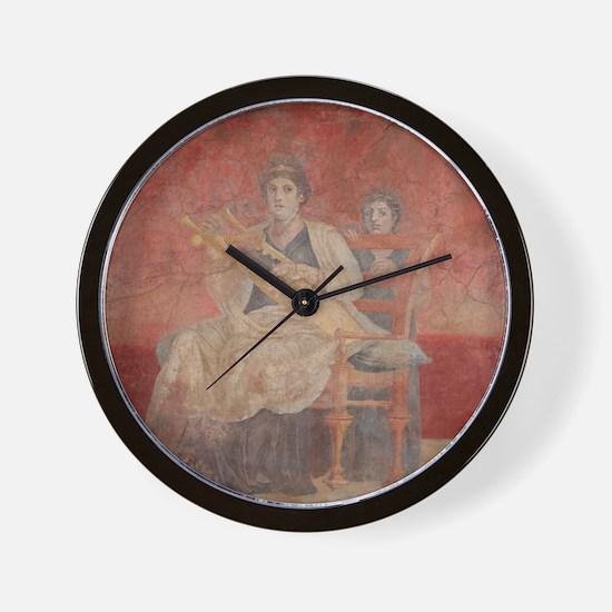 Unique Roman Wall Clock