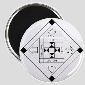 Pqg-Logo Magnets