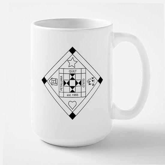 PQG-Logo Mugs