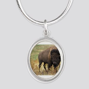 American buffalo Necklaces