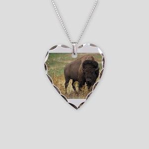 American buffalo Necklace