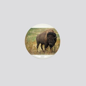 American buffalo Mini Button