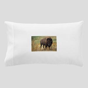 American buffalo Pillow Case