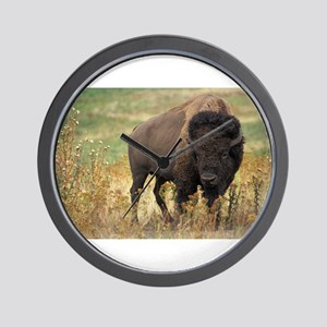 American buffalo Wall Clock