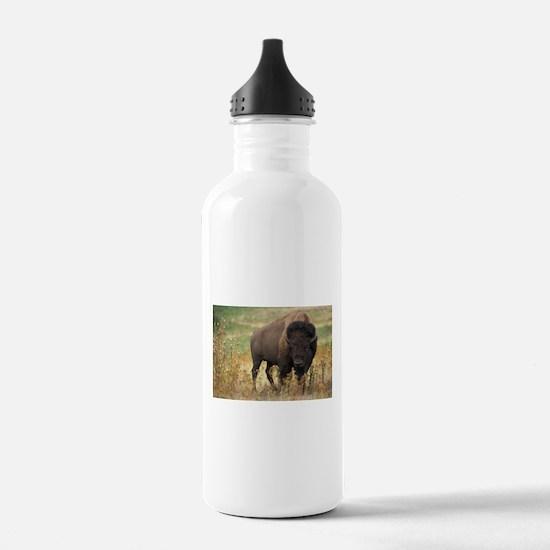 American buffalo Water Bottle
