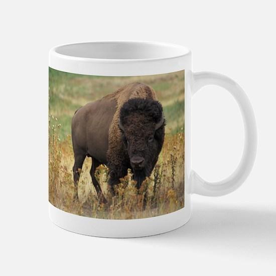 American buffalo Mugs