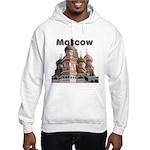 Moscow Hooded Sweatshirt
