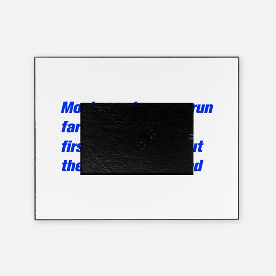 second-wind-akz-blue Picture Frame