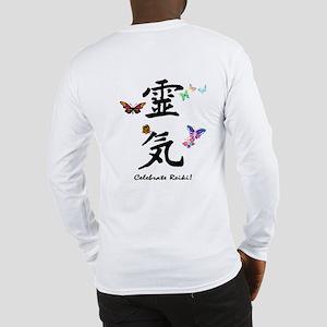 Celebrate Reiki Long Sleeve T-Shirt