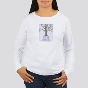She Who is Rooted Long Sleeve T