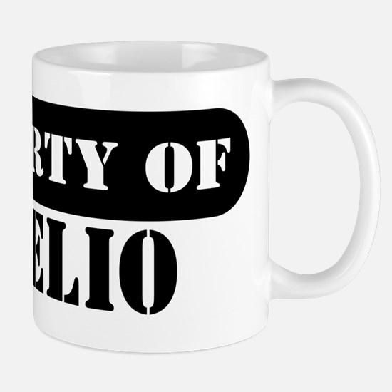 Property of Rogelio Mug