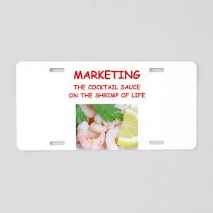 marketing Aluminum License Plate