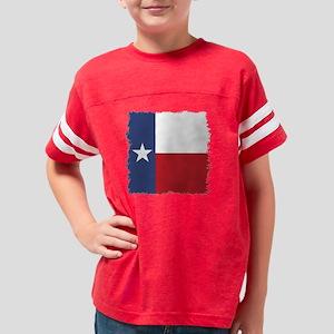 Texas Flag Shirt Youth Football Shirt