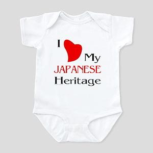 Japanese Heritage Infant Bodysuit