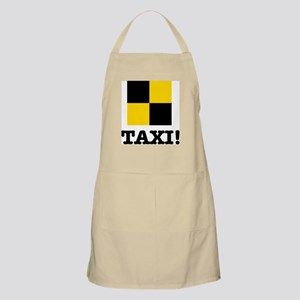 Taxi BBQ Apron