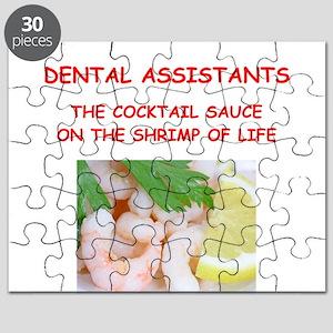 dental assistant Puzzle