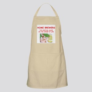 home brewer Apron
