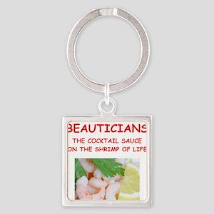 beautrician Keychains