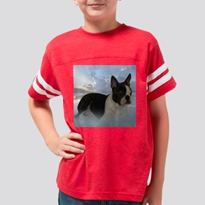 nina_pillow2 Youth Football Shirt