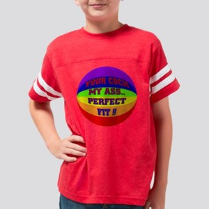 Image6FRACCIRC Youth Football Shirt