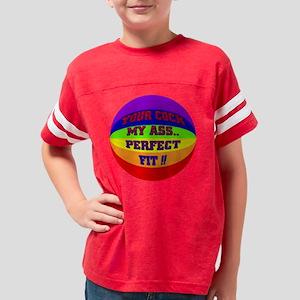 Image6FRACCIRC Youth Football Shirt