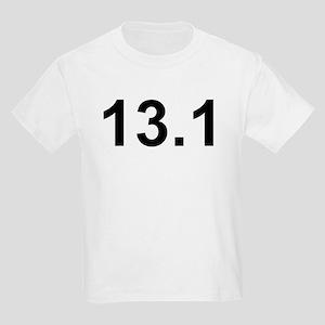 Half Marathon 13.1 Kids T-Shirt