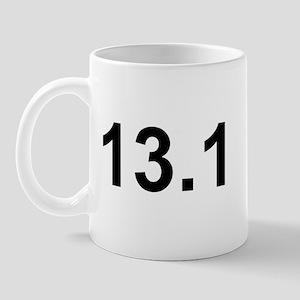 Half Marathon 13.1 Mug
