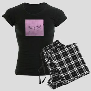 you go girl Pajamas