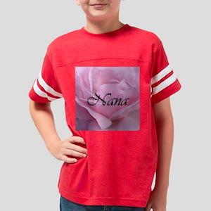 Nana Pink Rose Youth Football Shirt