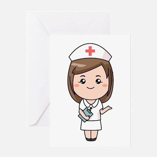 Nurse RN Greeting Cards