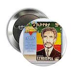 Haile Selassie I Button