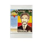 Haile Selassie I Rectangle Magnet (100 pack)
