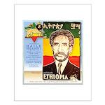 Haile Selassie I Small Poster