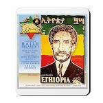 Haile Selassie I Mousepad